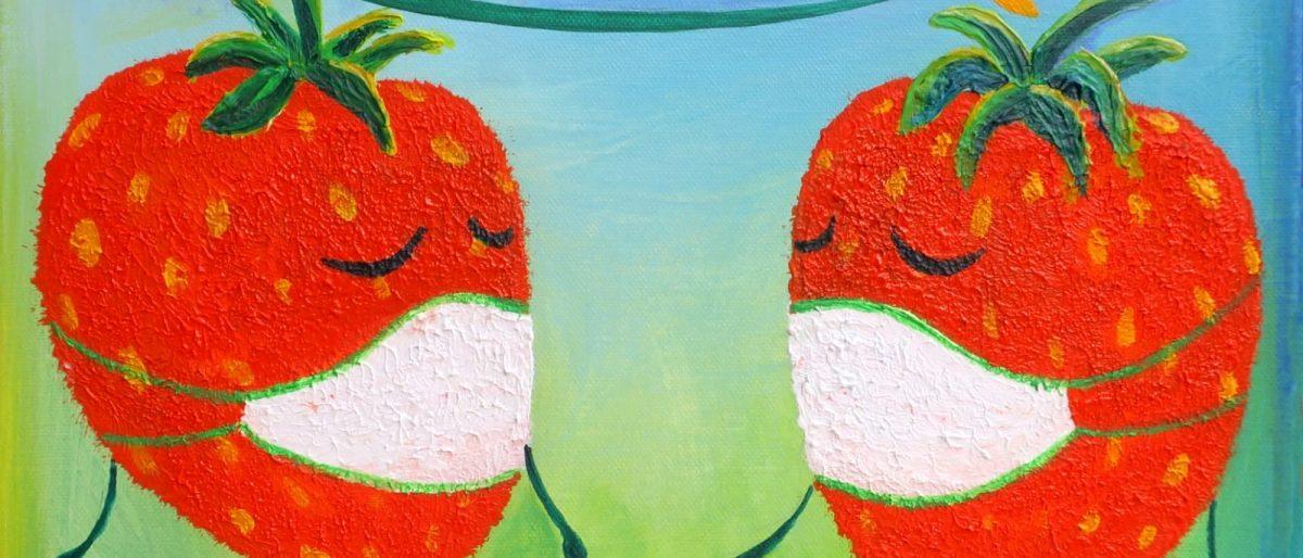 Corona Erdbeeren